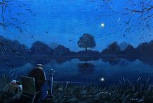 Greyhound Art Steve Sanderson