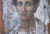 Faces from Fayum - Mummy paintings