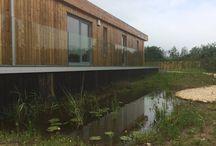 Eco friendly concepts at Tyram Lakes