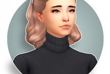 Sims cc coupe