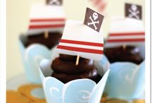 Pirate Party Inspiration  / by Jennifer Perez ~ Petit Delights