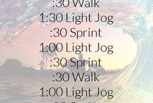 Workout Ideas / by Mailisia Lemus