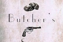 Scott Alexander Hess, The Butcher's Sons. / Gen-lit-fic. Historical, LGBT Character  - 1930's Hell's Kitchen. Irish Family, Crime, Gangs, Mob