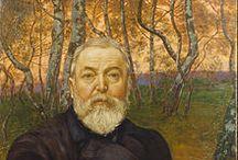 Hans Thoma / Hans Thoma (2 ottobre 1839 - 7 novembre 1924) pittore tedesco
