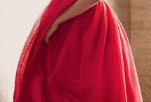 Red romance-classy outfit-