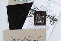 Wedding - Stationery Additions
