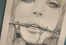 born to die lana del rey drawing