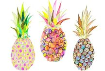Pineapple chrush