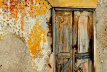 DOORS / IT'S FASCINATING TO KNOW THAT MOST BEAUTIFULTHOUSANDS +TYPES OF DOORS CAN BE FOUND AROUND THE WORLD / by Sikha Datta