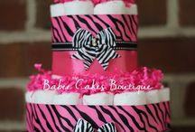 Zebra Baby Shower Ideas