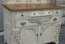 fabric furniture paint jobs