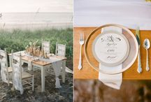 Beach Chic / An anniversary styled shoot for a beach wedding with a glamorous twist. Sparkles, vintage glam and lots of feminine details. Taking place on May 24th.