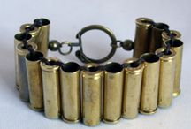 DIY: Bullet shells / by Amber Skye Puckett