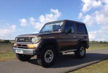 SWB Toyota Landcruiser (1991)