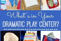 Preschool: Dramatic play / by Julie Beeson