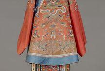 vêtements chinois traditionnels
