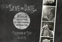 Gatsby/Art deco wedding invitations / art deco / 1930 / Gatsby style wedding invitations