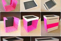 craft boxes / by Lena Stadel