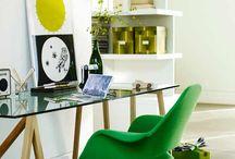 Work Space / by Jeni Lamberto