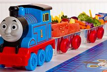 Thomas The Tank Engine Party