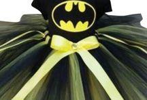 Jual Kostum Anak Batgirl Tutu