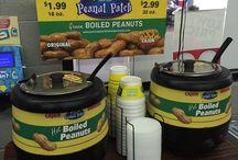 Convenient Boiled Peanuts