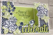 Bridge /Ufold cards.