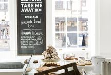 Home Inspiration - if i had a café