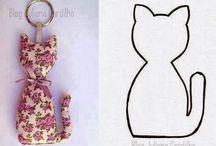 chaveiro de gato