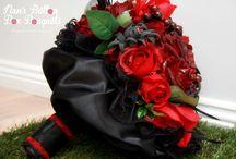 Gothic alternative wedding / Alternative styled, gothic wedding