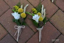 Our Buttonholes and Corsages