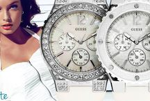GUESS Watches! Be Bright in White!!!