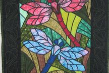 Quilts - Stained Glass