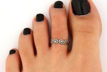 Rings / Toe rings