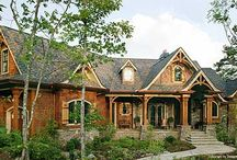 house plans / by Diane Shockey
