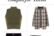 Fashion - Teen girls