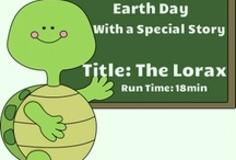 Earth day stuff / by Hallie Keller