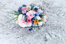 Flori din hartie / Modele noi