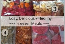 Yummy >> Meals for a Busy Mom & Wife