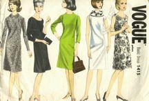 SEW - Pattern Stash - Vintage