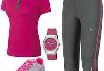Ropa de ejercicios para mujer