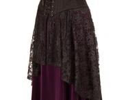 Gothic clothing:)