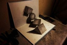 Impossible Objects Optical Illusions