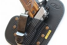 Remora MINI Carbon Carry Holster / Our MINI Carbon Carry is a hand-crafted, inside the waistband holster. Its compact design provides comfort as well as a variety carry options.