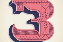 Typography Illustration / Some example on good type Illustration