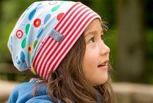 Cappelli per bambini e neonati / Cappelli in cotone biologico per bambine e neonati