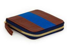 Small leather & canvas goods