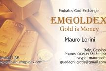EmGoldex Italia / Investi nell'Oro e Vivi nel Benessere con EmGoldex La prima Azienda che ti offre un Business a Rischio Zero