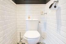 Toilettes deco