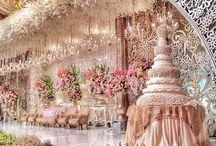 Ball room wedding